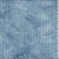 Blue Tie Dye/Stripe Cotton