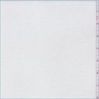 *2 3/8 YD PC--Ivory (PFD) Polyester Knit