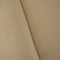 *3 1/4 YD PC--Sandy Gold Silk Blend Woven Home Decorating Fabric