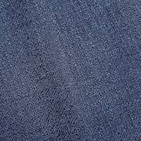 Night Navy Blue Boucle Textured Home Decorating Fabric