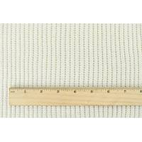 *1 YD PC--Ceramic Ivory Chunky Rib Knit