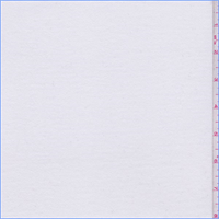 *1 5/8 YD PC--Pearl White T-Shirt Knit