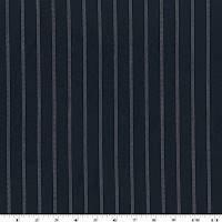 *7 1/2 YD PC--Dark Ink Blue/White Stripe Dobby Crepe Shirting