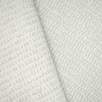 *2 1/4 YD PC -- Gray/Mist Beige Indoor/Outdoor Textured Jacquard Decorating Fabric