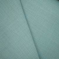 *2 7/8 YD PC -- Teal/Multi Indoor/Outdoor Textured Stripe Decorating Fabric