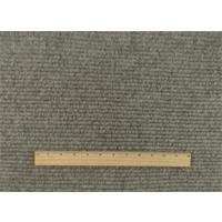 *1 7/8 YD PC--Fossil Grey Wool Sweater Knit
