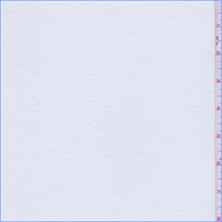 *2 7/8 YD PC--White Tissue Knit