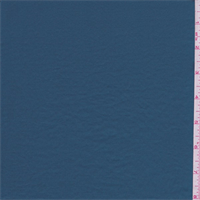 *2 3/4 YD PC--Deep Sea Polyester Satin Shirting