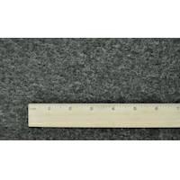 *1 1/2 YD PC--Storm Gray Brushed Wool Blend Sweatshirt Fleece