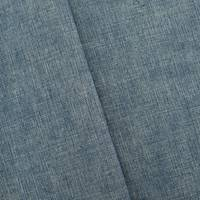 *1 5/8 YD PC--Faded Blue Cotton Selvedge Chambray