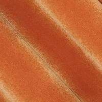 Antique Orange Velvet Woven Home Decorating Fabric