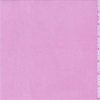 *4 1/2 YD PC--Pink Microsuede Knit