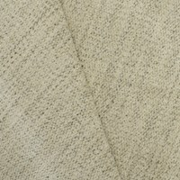 Dirty Beige Textured Boucle Chenille Home Decorating Fabric