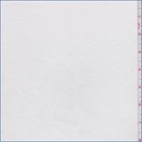 *2 YD PC--Off White T-Shirt Knit