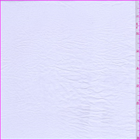 *2 1/2 YD PC--White Crinkled Satin Lining