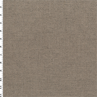 *6 YD PC--Tortilla Beige Wool Blend Twill