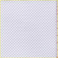 *2 1/2 YD PC--White Mesh