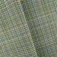 *5 YD PC--Green Multi Plaid Home Decorating Fabric