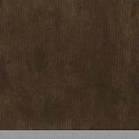 *2 YD PC--Deep Cocoa Brown Corduroy Home Decorating Fabric