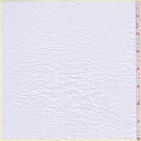 *3 5/8 YD PC--Chalk White Shimmer Shirting