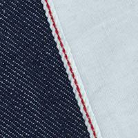 *1 YD PC--Dark Ink Blue Cotton Japanese Selvedge Denim