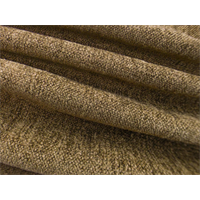 *1 1/8 YD PC--Bartson Brown Inspire Chenille Home Decorating Fabric