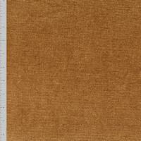 *1 1/8 YD PC--Wood Brown Textured Chenille Home Decorating Fabric
