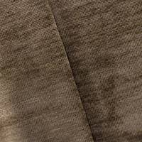 *1 1/8 YD PC--Coffee Brown Texture Stripe Chenille Home Decorating Fabric