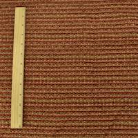 *1 1/8 YD PC--Amber/Brown/Beige Textured Dobby Chenille Decorating Fabric