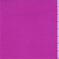 *3/4 YD PC--Hot Pink Rayon Crepe