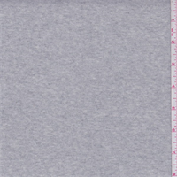 *4 1/2 YD PC--Dusty Grey/Ivory Heather Thermal Knit
