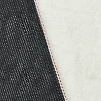 *4 YD PC--Deep Ink Blue Cotton Japanese Selvedge Denim