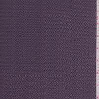 Pale Grape Hammered Silk Satin