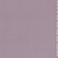 Dusty Lilac Mini Check Silk Chiffon