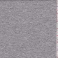 Dark Heather Grey Jersey Knit