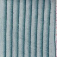 Blue Spruce/White Stripe Sweatshirt Fleece