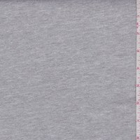 Heather Grey Sweatshirt Fleece