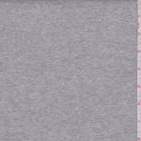 Heather Grey Mini Rib Knit