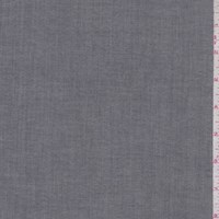 Dark Slate Grey Cotton Shirting