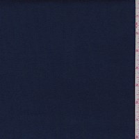 Navy Blue Textured Grid Nylon Lining