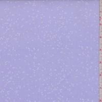 "Lavender ""Simple Sugar"" Print Cotton"