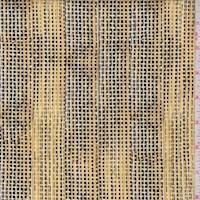 "Golden ""Beachcomber Canvas"" Print Cotton"