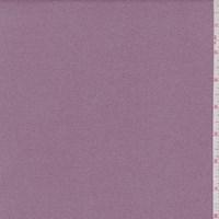 Lilac Mauve Crepe Knit