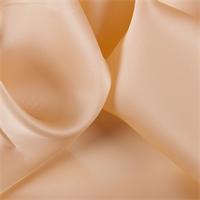 *1 1/2 YD PC--Peach Silk Satin Organza
