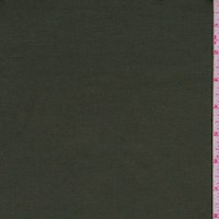 Army Green Cotton Twill