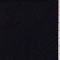 Dark Navy Pique Knit