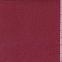Crimson Rayon Crepe Georgette