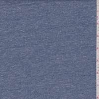 *2 5/8 YD PC--Aged Blue French Terry Knit