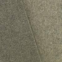 *3 YD PC--Taupe/Black Wool Blend Tweed Stretch Jacketing