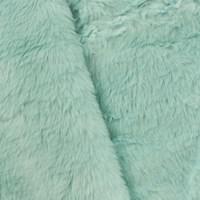 *3 YD PC -- Cloud Blue Low/Medium Textured Faux Fur Knit